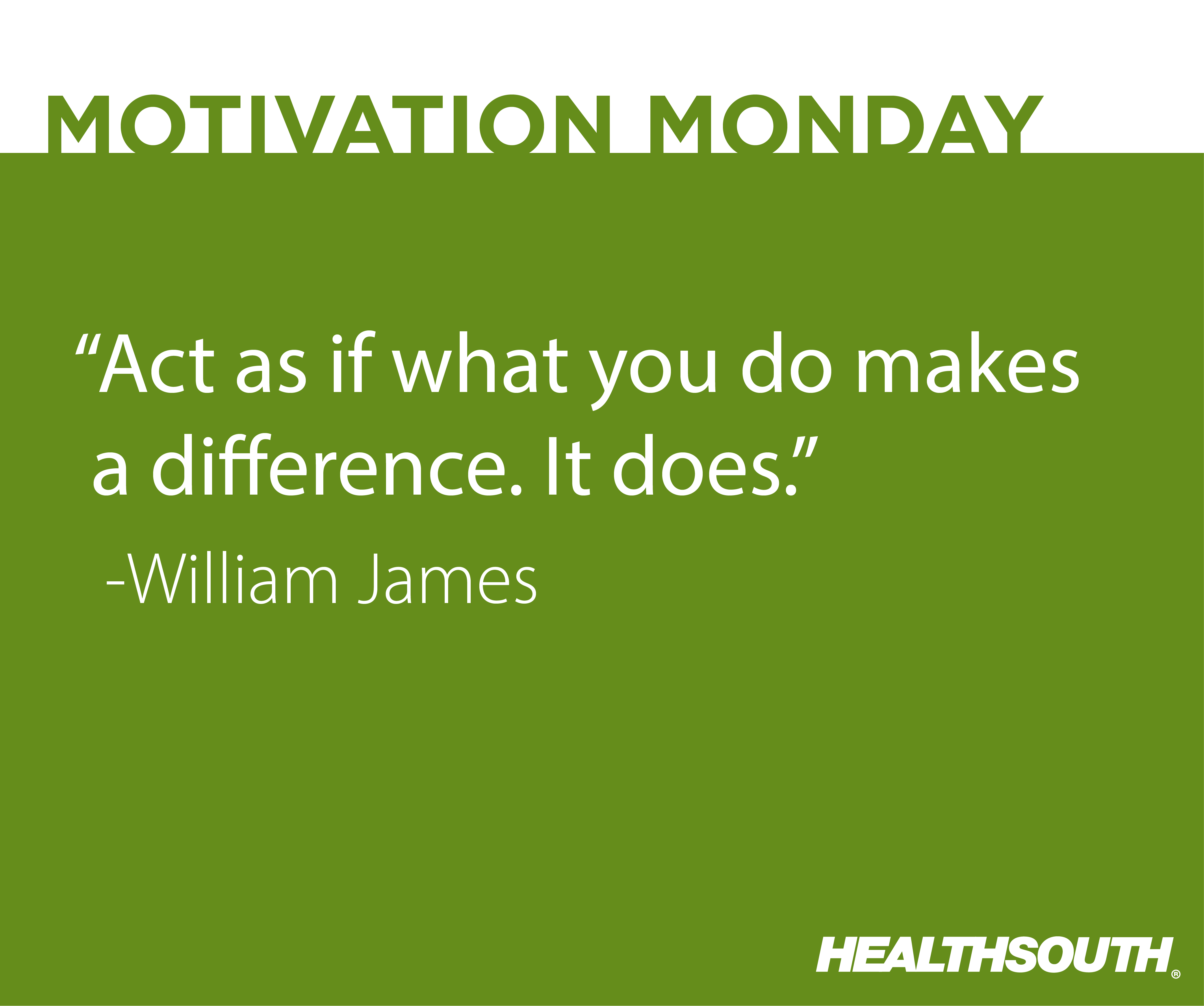 Health south physical therapy - Healthsouth Happy Motivation Monday Motivational_monday 03 Png
