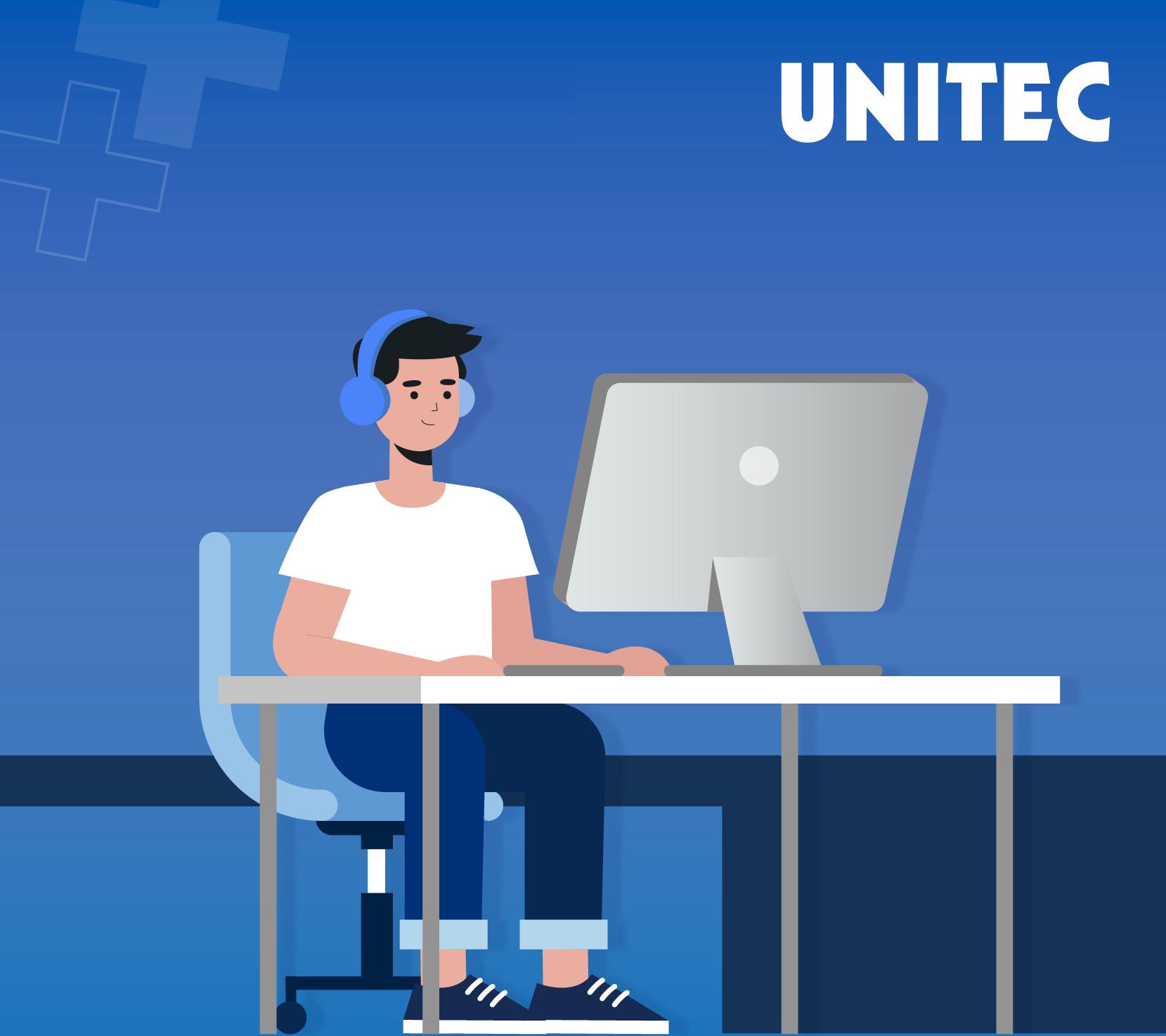 Páginas de Facebook de la UNITEC