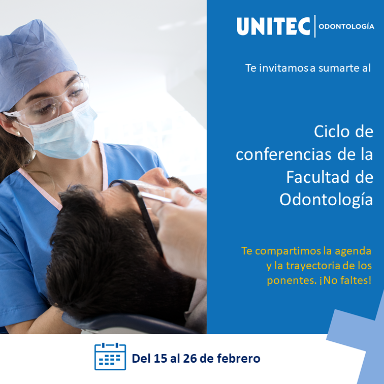 Ciclo de Conferencias de la Facultad de Odontología
